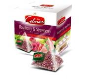 Celmar tee - Raspberry & Strawberry