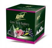 TEE - Green Tea & Raspberry
