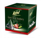 TEE - Green Tea & Strawberry