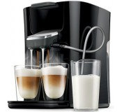 Philips Senseo Latte Duo Black
