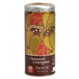 Teepadjad Chamomille Lemongrass